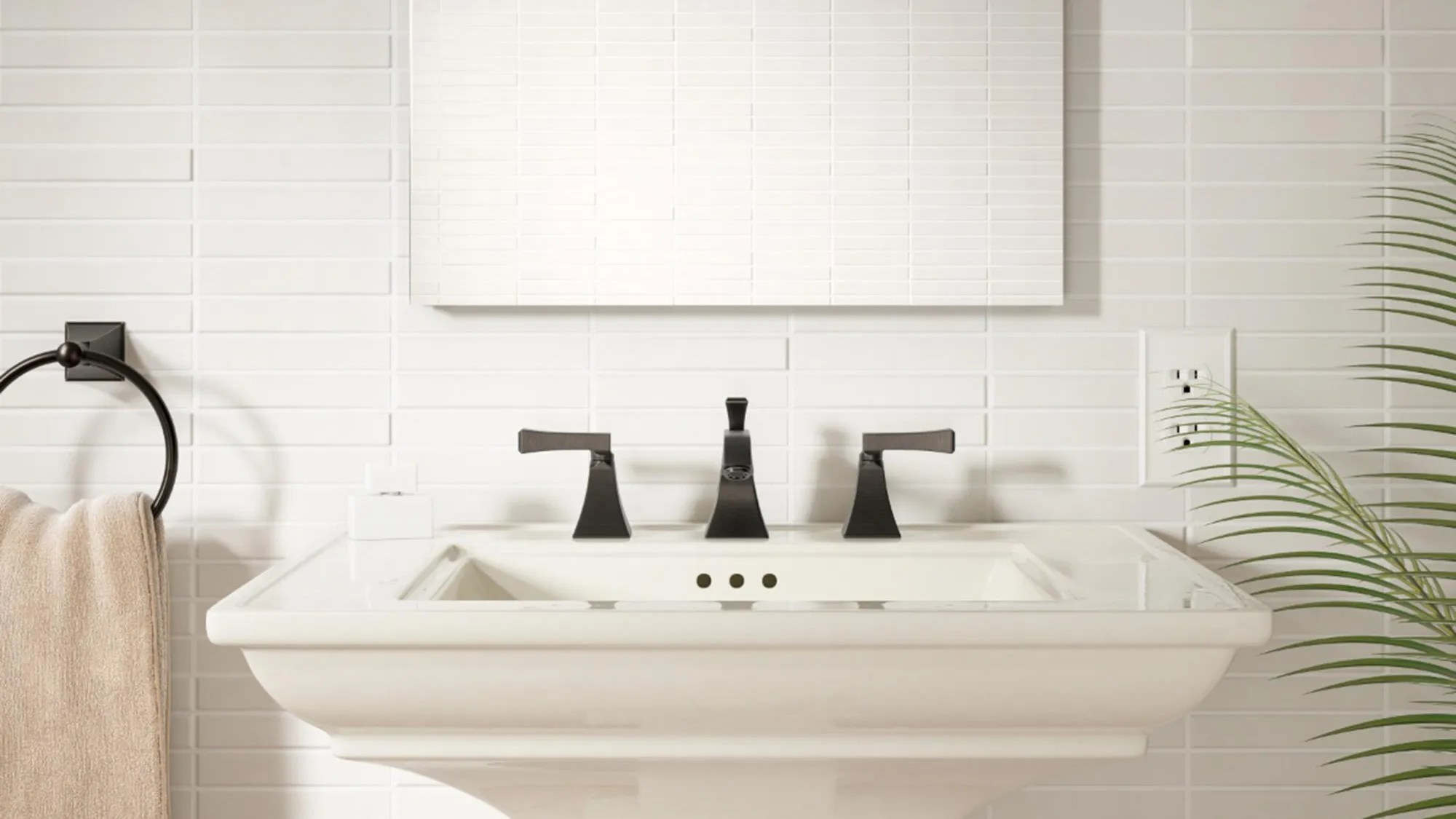 bathroom budget can choose faucet style