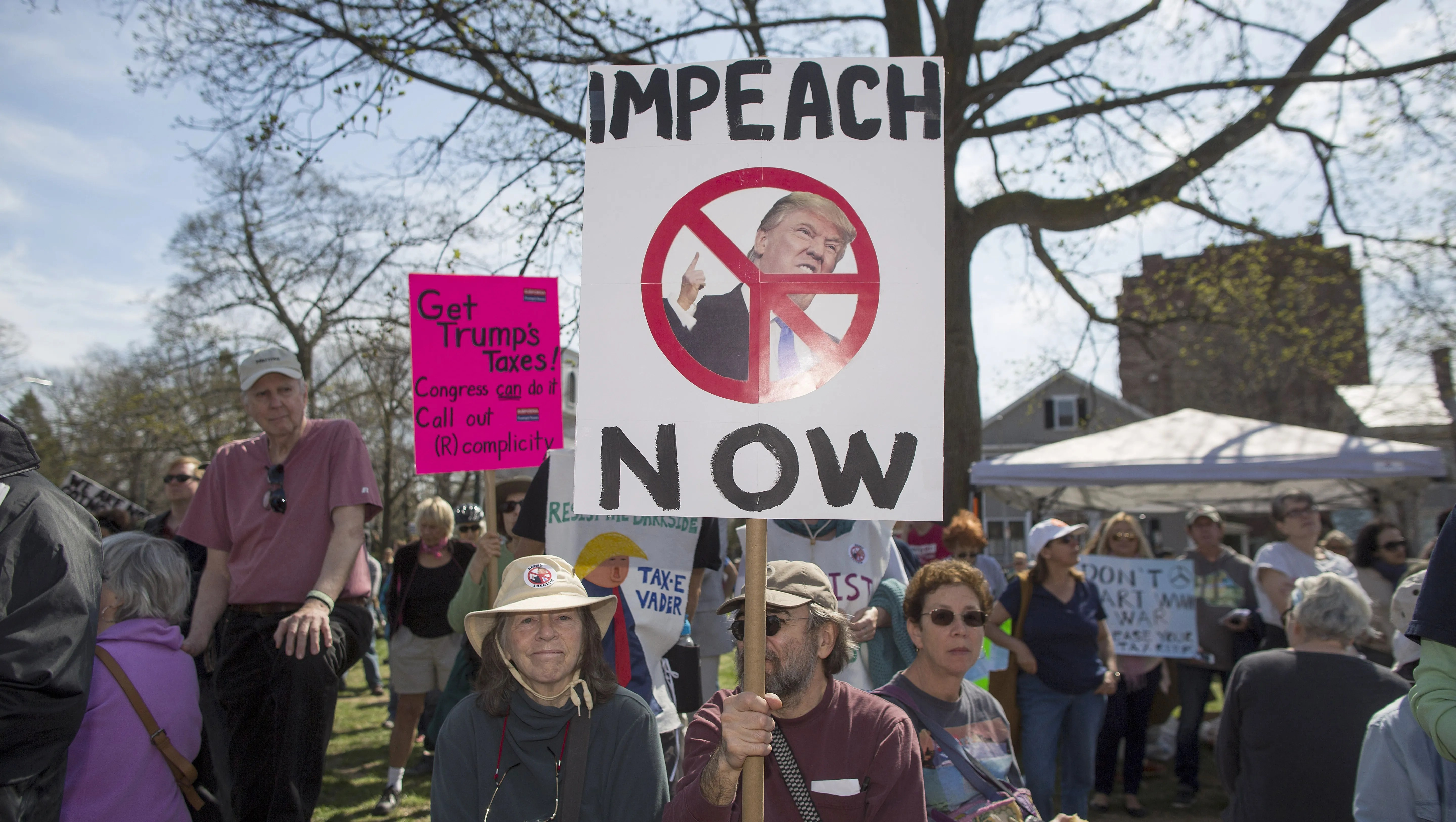 Impeachment A Look At The Process That Can Bring Down A