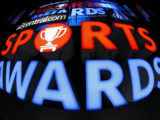 azcentral.com Sports Awards 2017