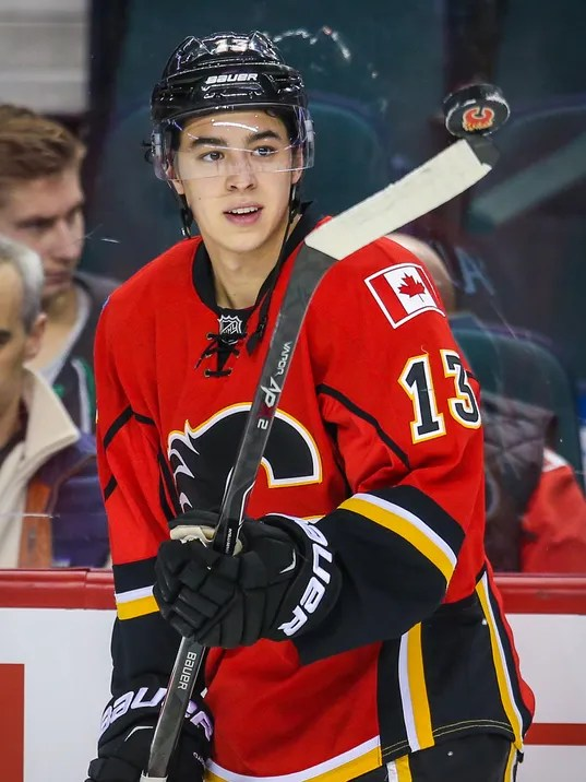 Johnny Gaudreau making a name for himself in NHL