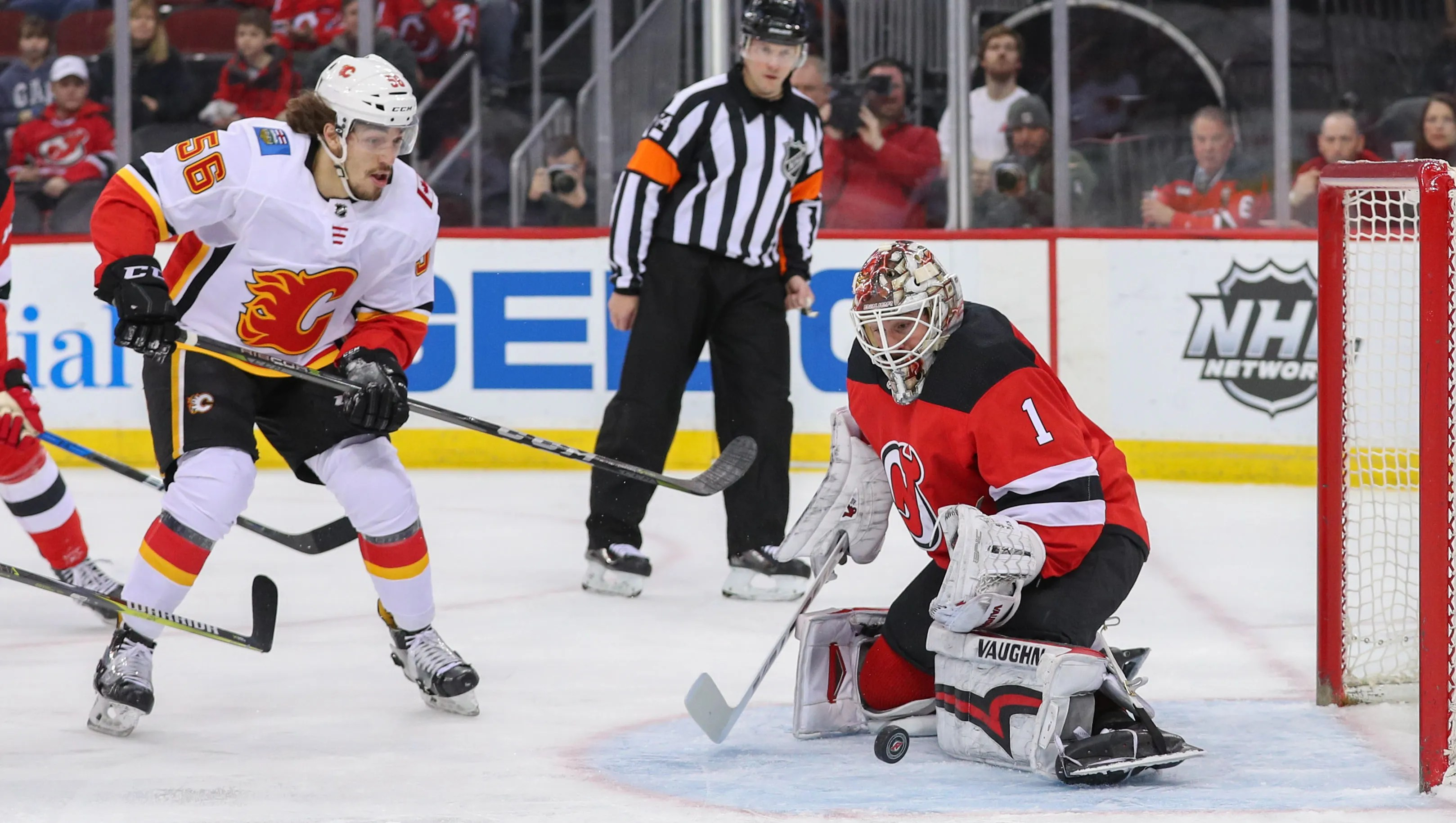 Flames 3 Nj Devils 2 Post Game Observations