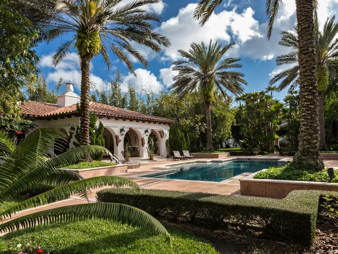 Hacienda del Sol on Merritt Island is offered for sale