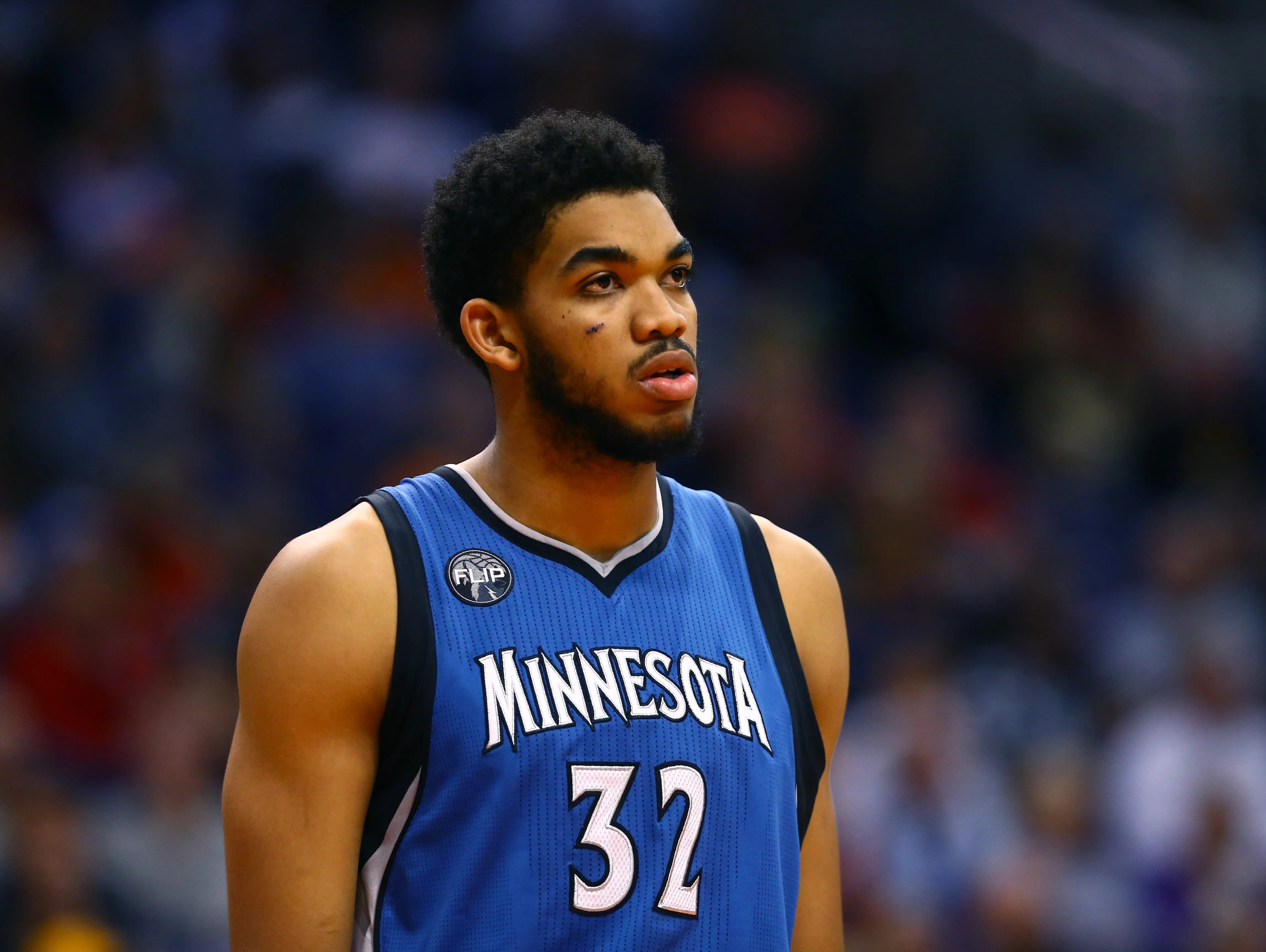 Nba Rookie Poll Karl Anthony Towns The Clear Leader So Far