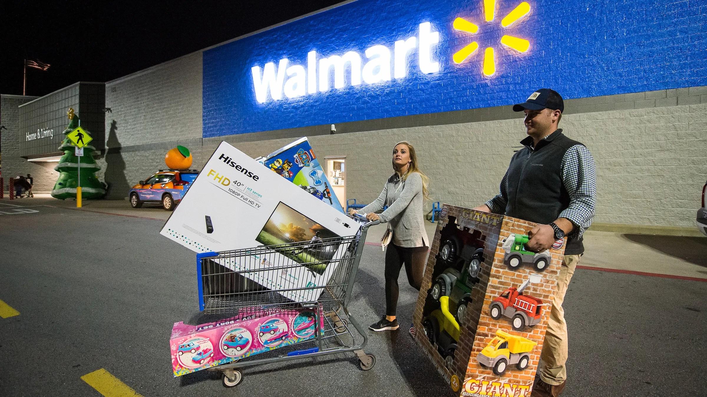 Walmart Black Friday 2019 Televisions Electronics Toy Deals