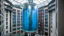 Entertaining Hotel Elevators