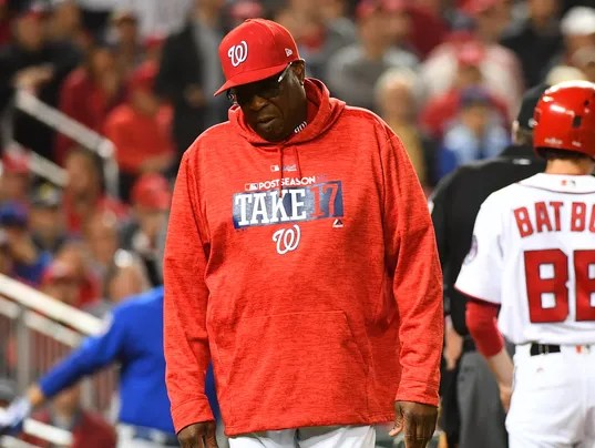 Dusty Baker Will Not Return As Nationals Manager Cetusnews