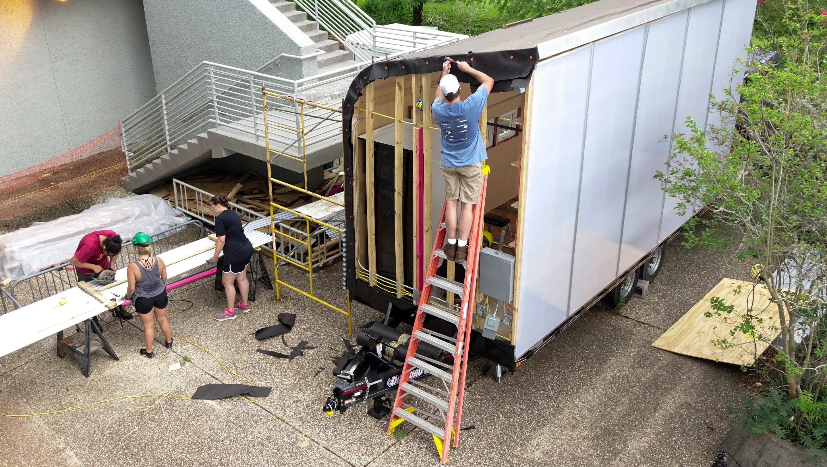 Tiny Houses Not So Welcome In Lafayette