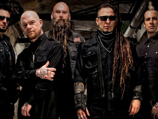 Five Finger Death Punch will play Talking Stick Resort Arena in 2020.