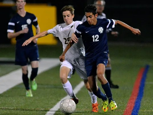 Dallastown vs Red Lion boys' soccer