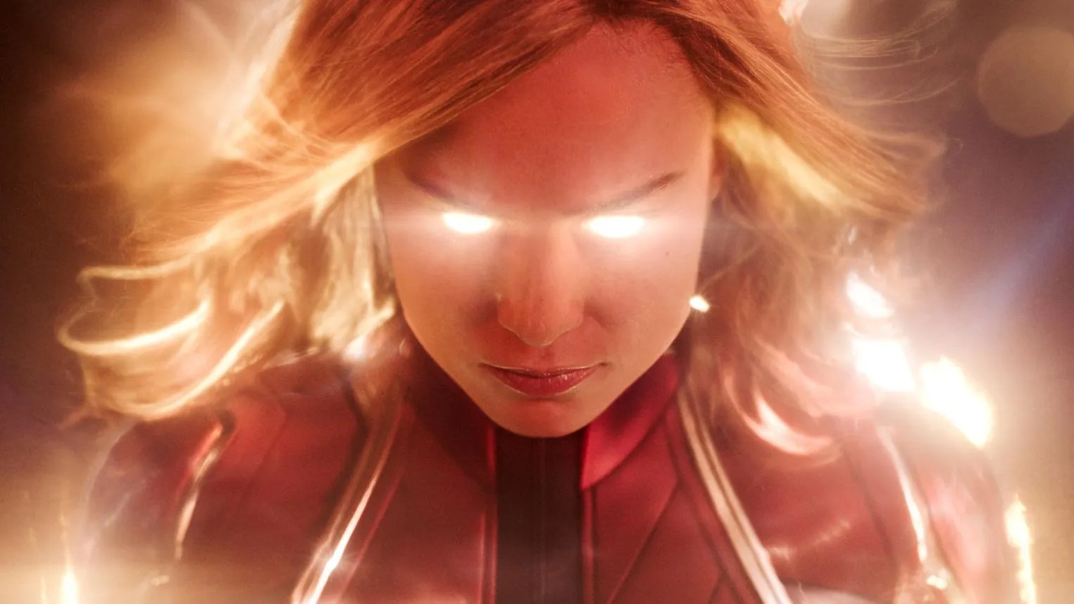 captain marvel' opening weekend: brie larson visits nj movie theater
