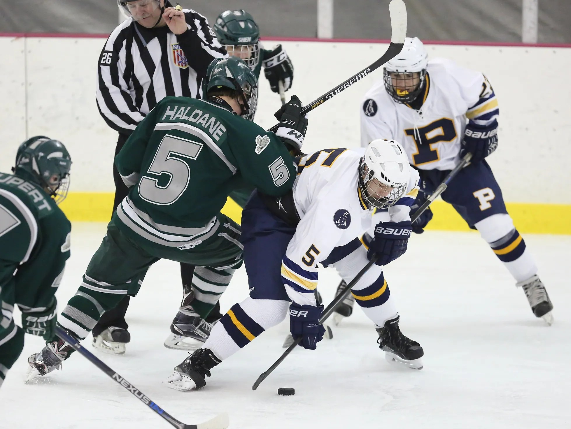 Section 1 is finally a hockey destination | USA TODAY High ...