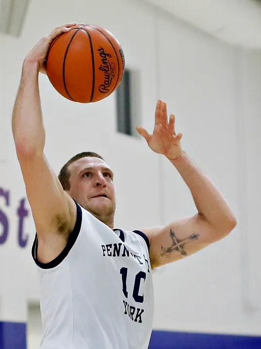 Penn State York vs Penn State Brandywine men's basketball