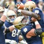 Notre Dame Football S 2018 Schedule Least To Most