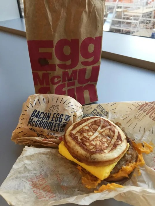AP MCDONALDS-MORE BREAKFAST F A USA NY