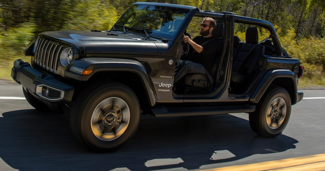 jeep wrangler, an icon, gets fresh new look, big changes