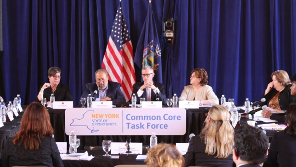 Panel Questions Effectiveness Of Common Core