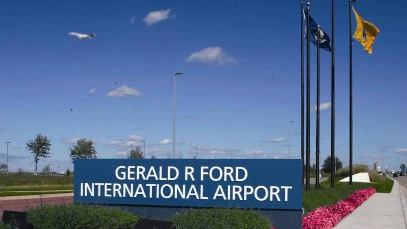 Grand Rapids Ford Airport
