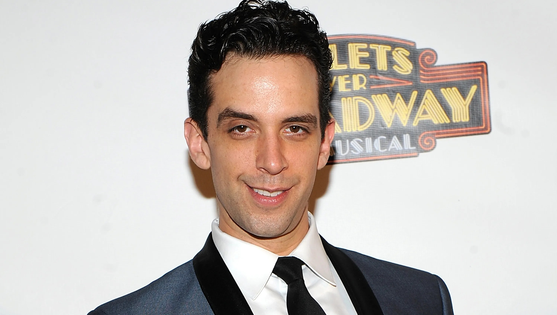 Nick Cordero To Star In Waitress On Broadway