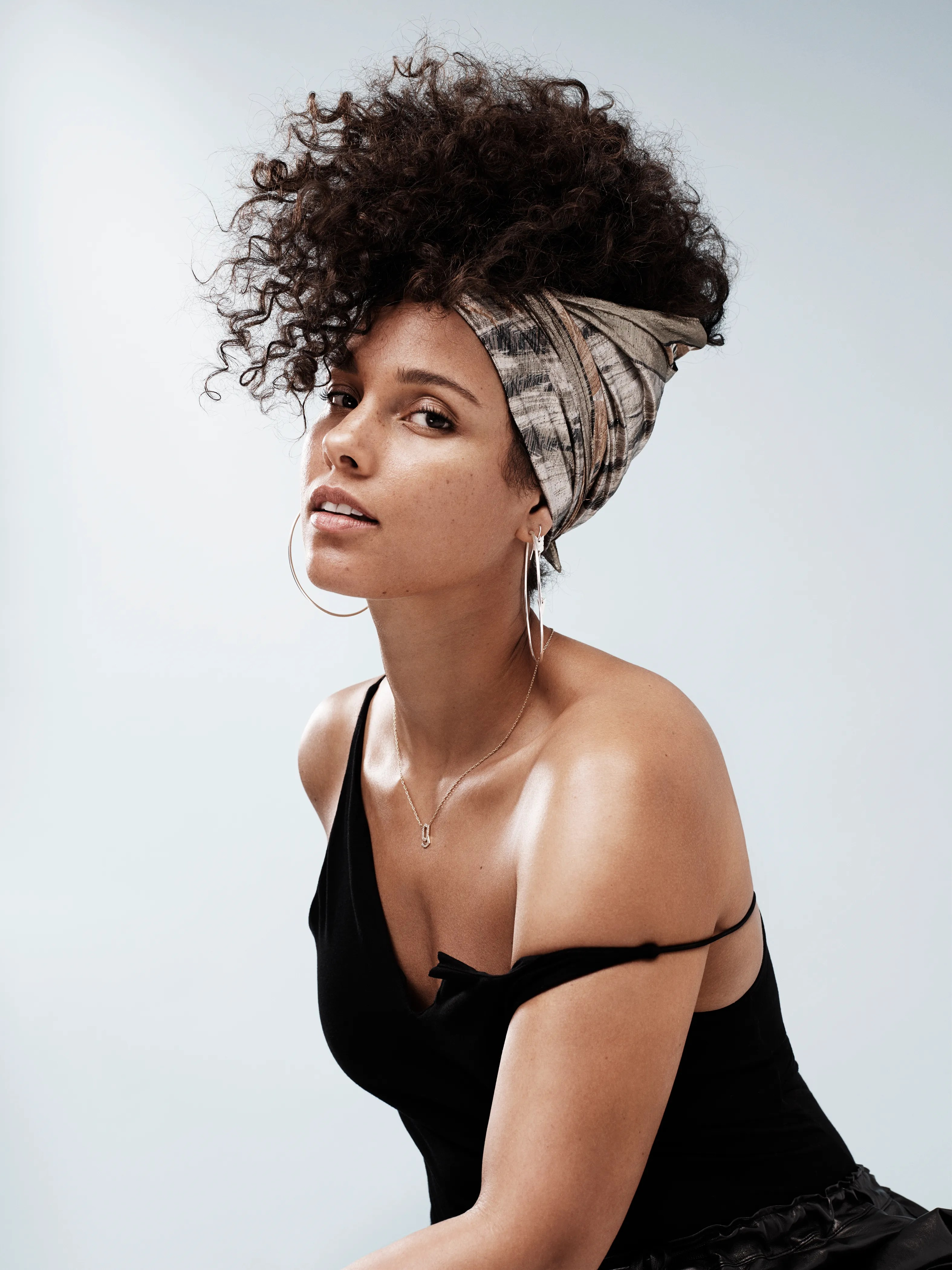 Alicia Keys Ive Come To A Place Where I Can Be Honest And Raw
