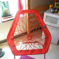 Purple Bungee Chair For Baby To Sit Up Dorm Decor 101: Designers Transform Wsu Rooms