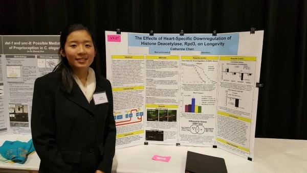 Student Scvths Junior Present Project L