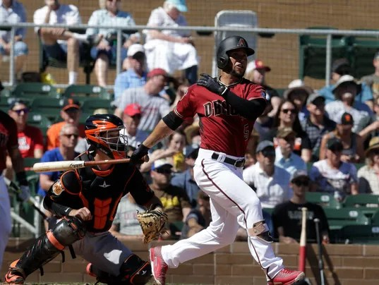 MLB: Spring Training-San Francisco Giants at Arizona Diamondbacks