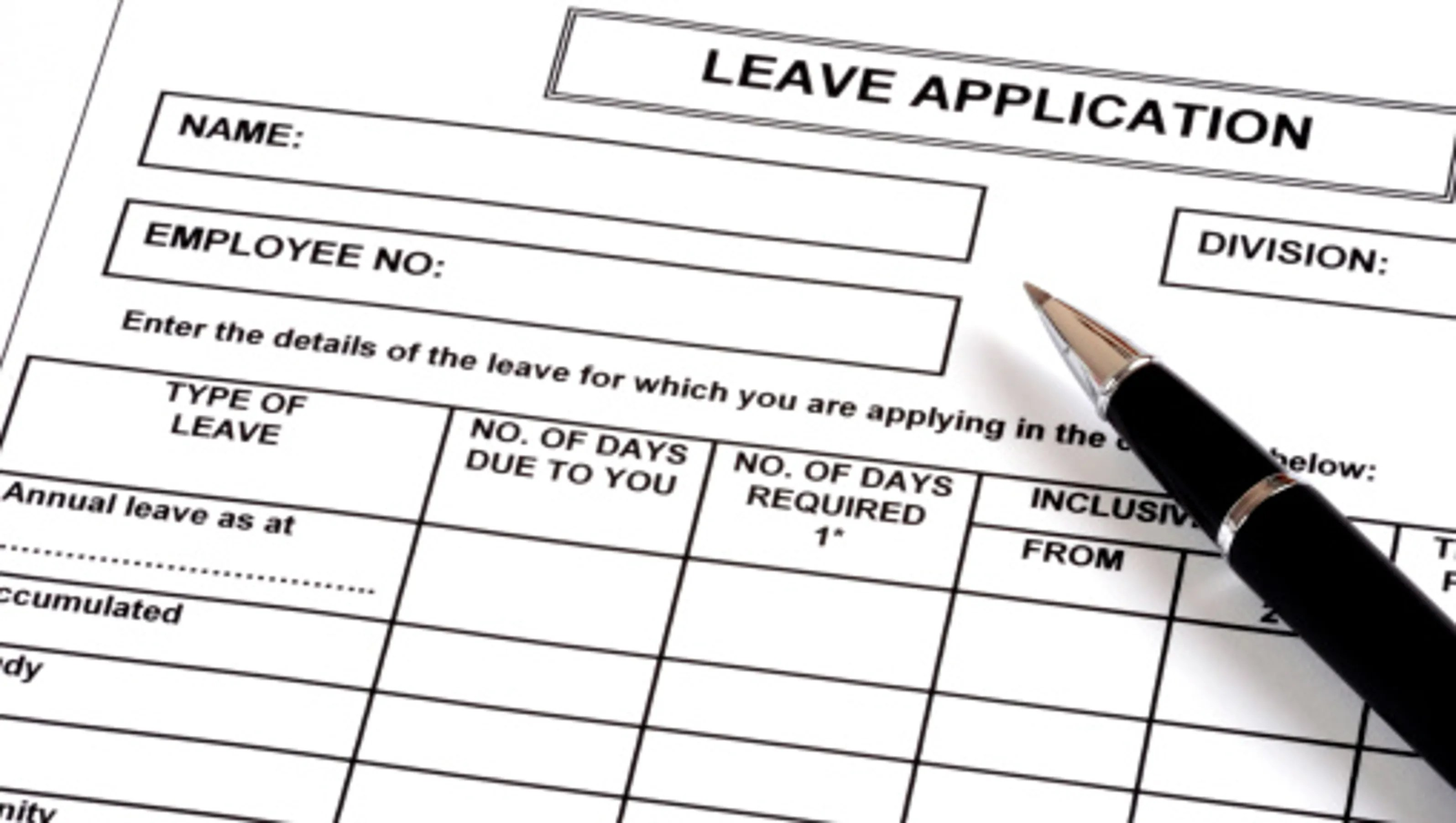 How to plan financially for leave of absence
