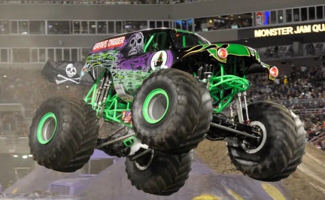 10 Fast Facts To Rev You Up For Monster Jam