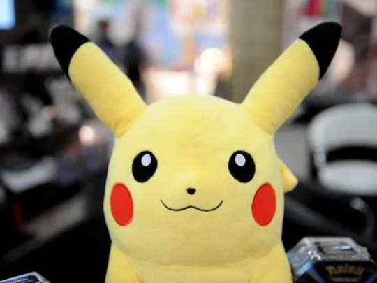 Desert Sky Games and Comics has Pokemon open play at