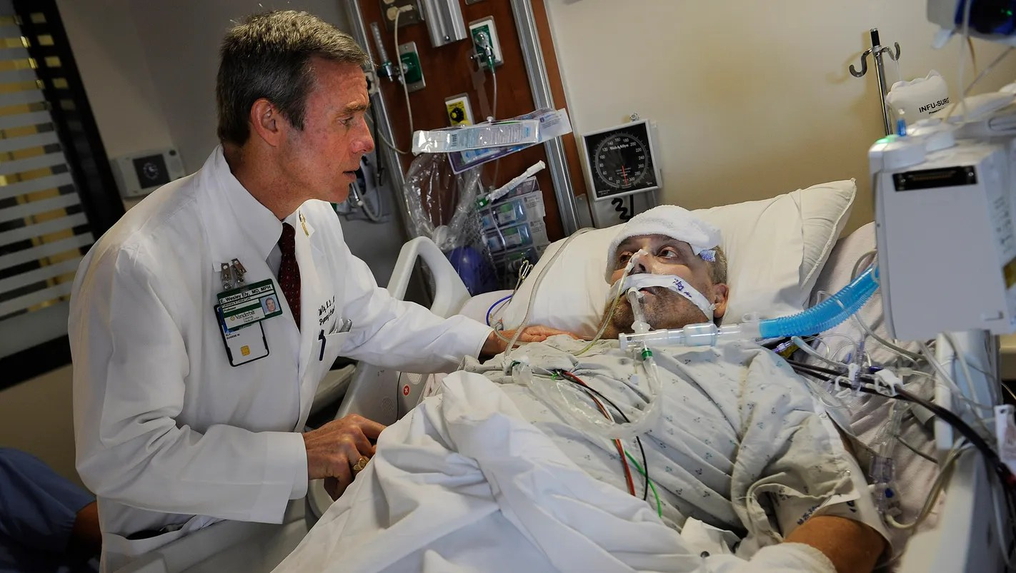 best chair after neck surgery joss and main chairs study extended icu stays cause brain damage
