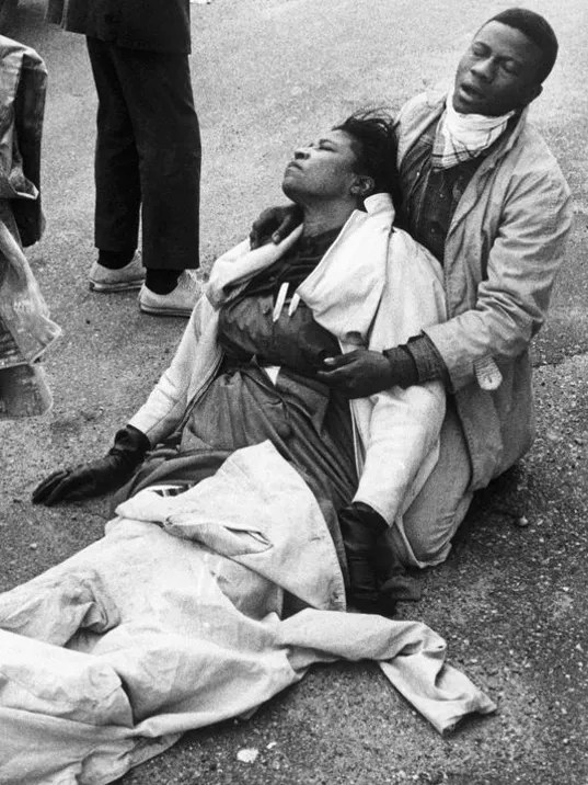 Bloody Sunday Image Two