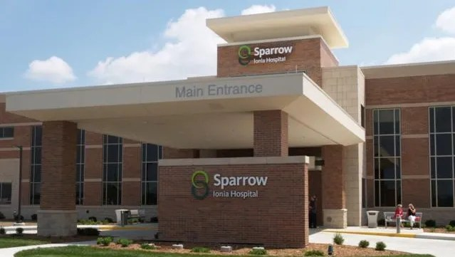 Ceremony marks opening of new Sparrow Ionia Hospital