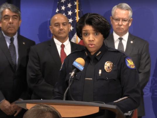 Police Chief Jeri Williams