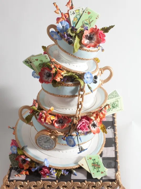 Getting Hitched 10 Bakeries For Wedding Cakes In Metro