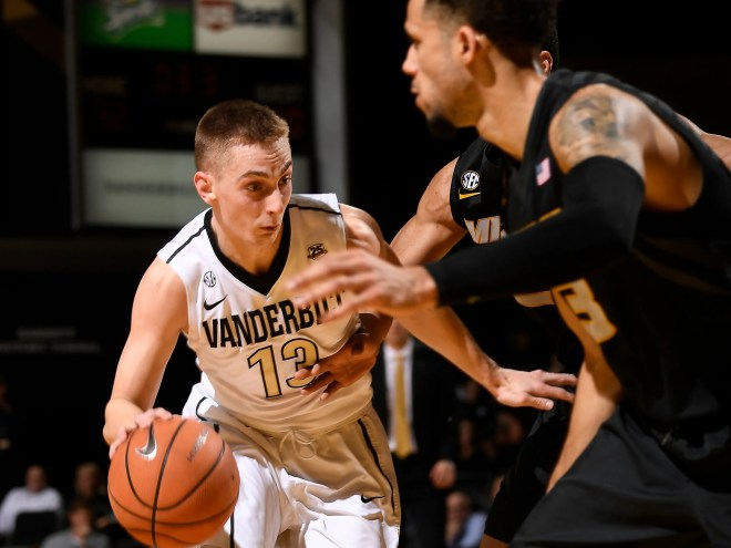 cca82bb73a66 Vanderbilt basketball senior night spoiled in 74-66 loss to Missouri ...