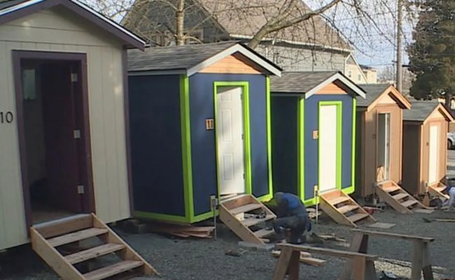Tiny Houses Could Help Homeless Community In Reno