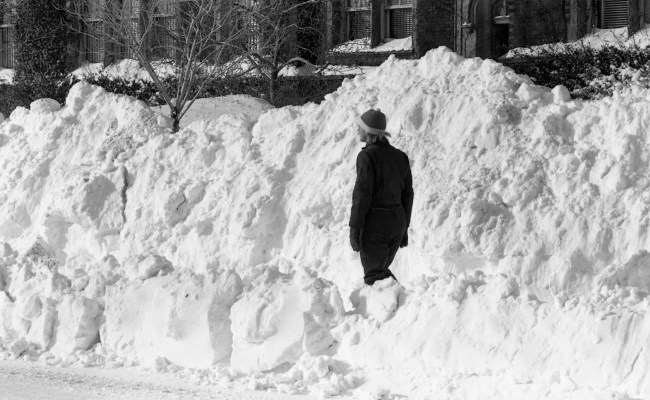 Blizzard Of 1978 40 Years Ago In Muncie Blizzard Stopped Everything
