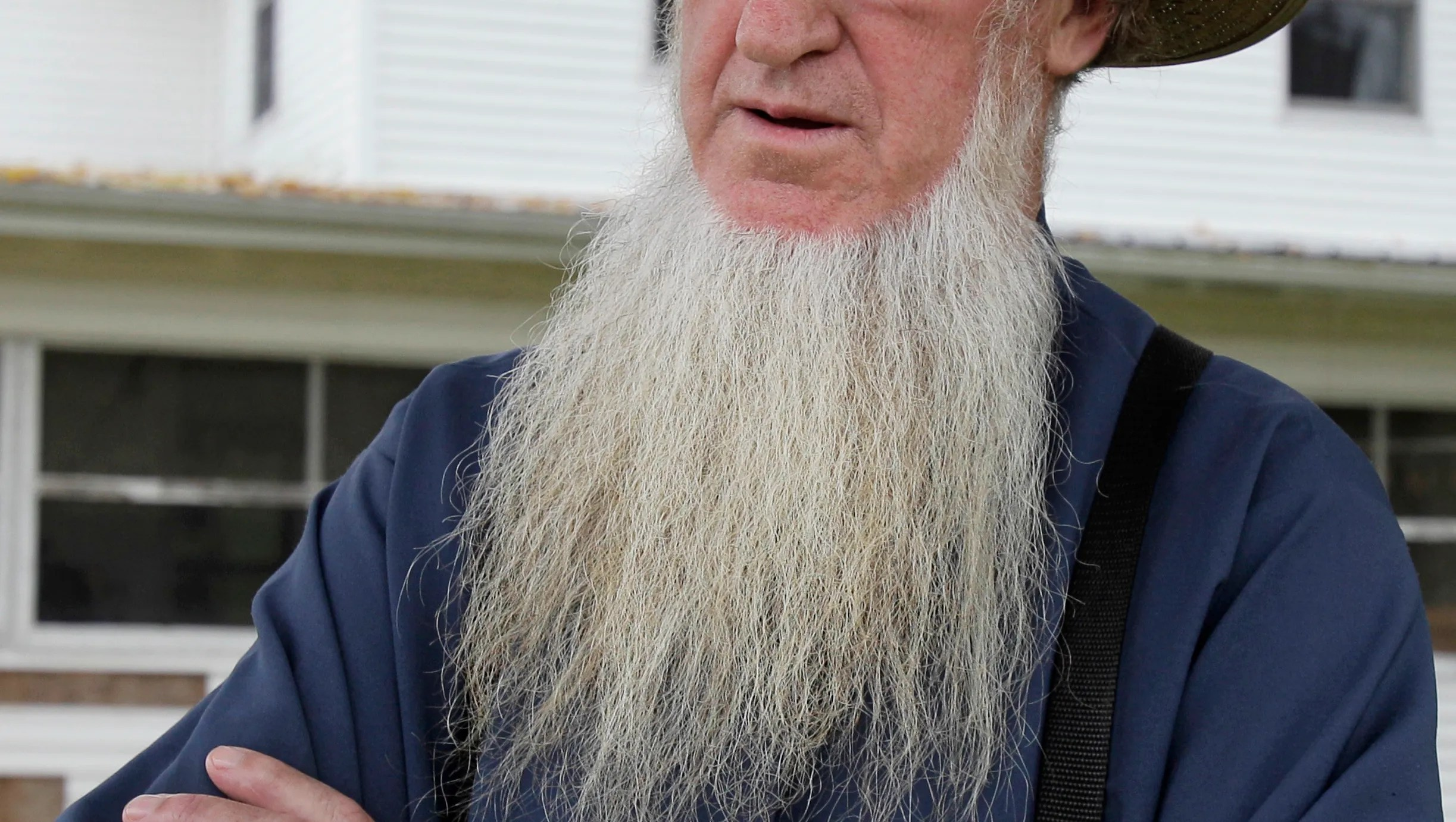 amish man convicted in hair