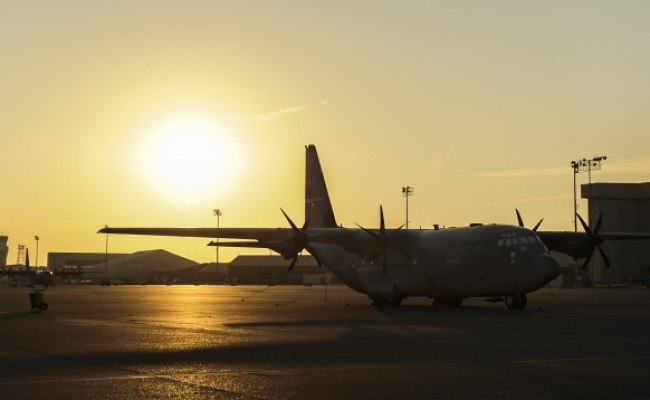 U S Cargo Plane Crashes In Afghanistan Killing 11