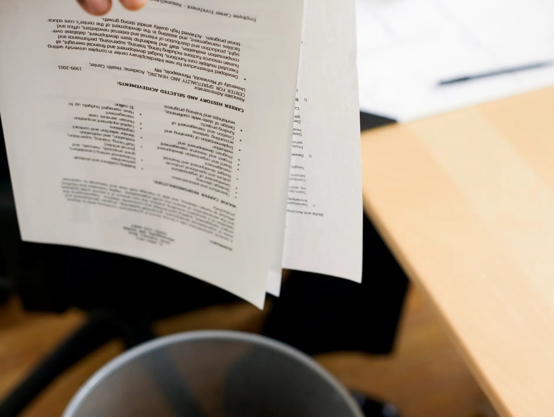 5 do's and don'ts for building a winning resume