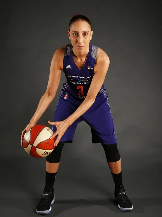 Phoenix Mercury Media Day