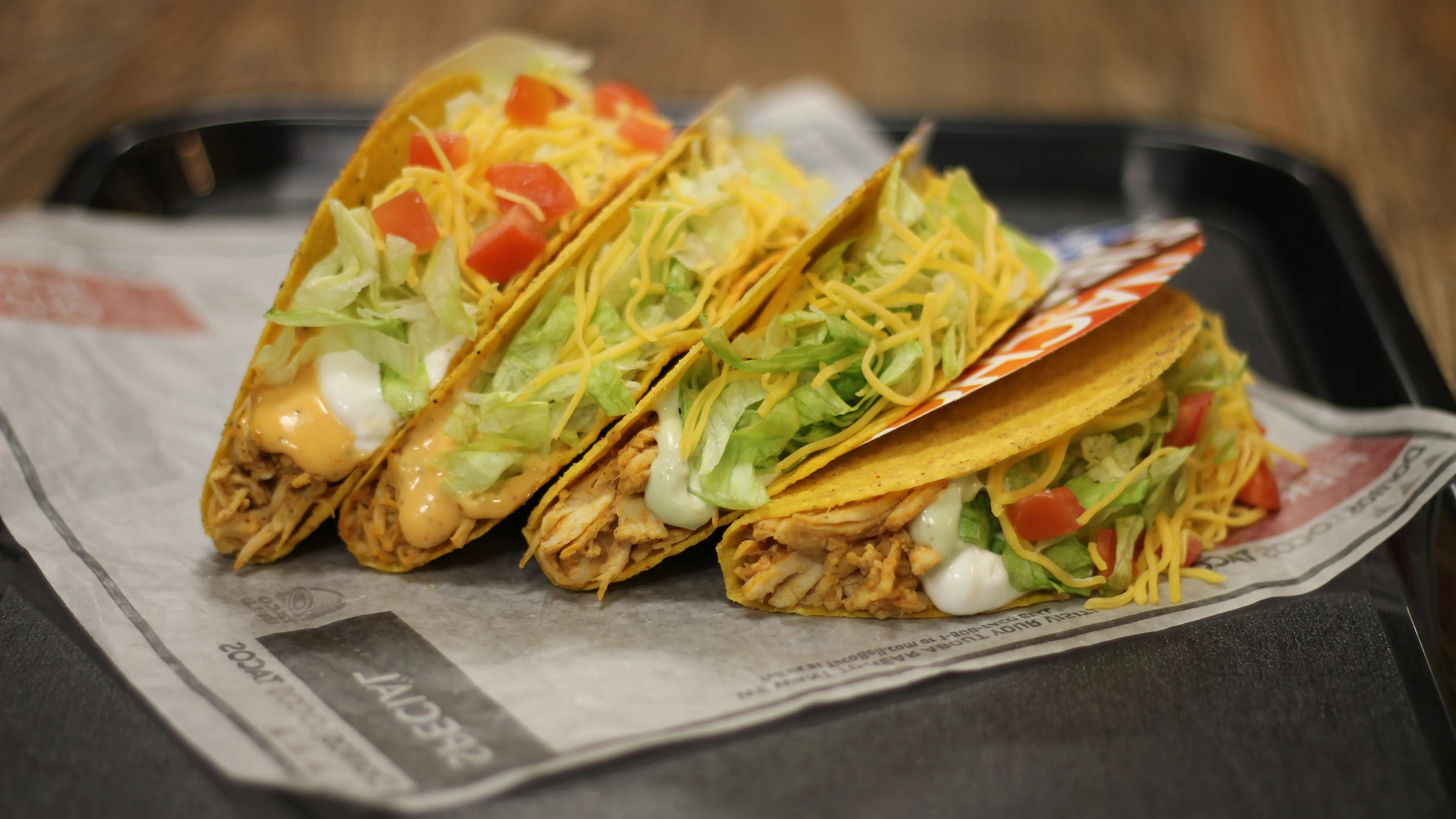 Free Tacos At Taco Bell Today Thanks To Golden State Warriors