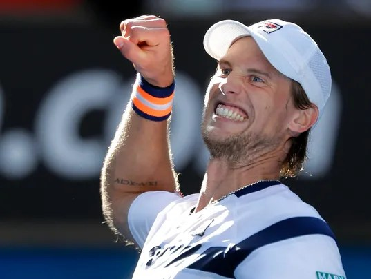 Seppi's big moment