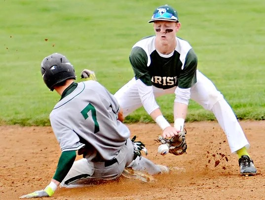 York Catholic vs Fairfield baseball