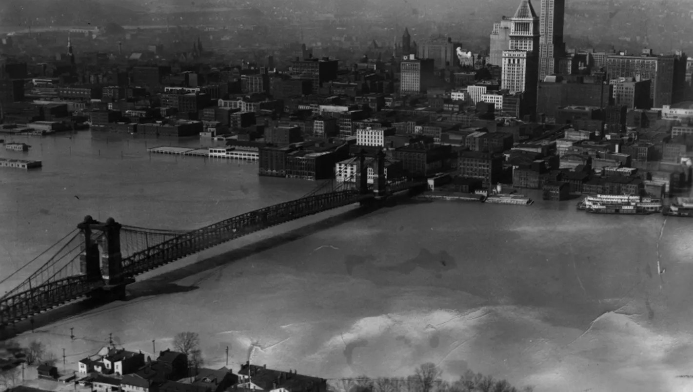 From the archives Could 37 flood happen again