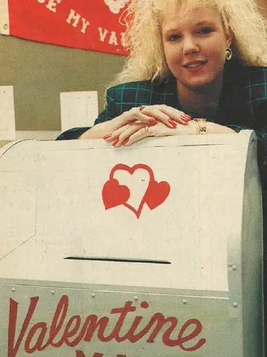 Throwback 70 Years Of Lovelands Valentine Re Mailing Program