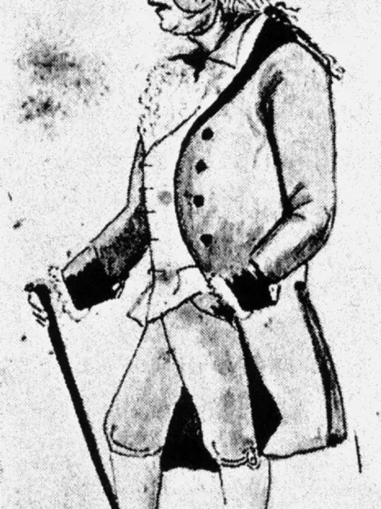 James Smith, York County's Signer of the Declaration of