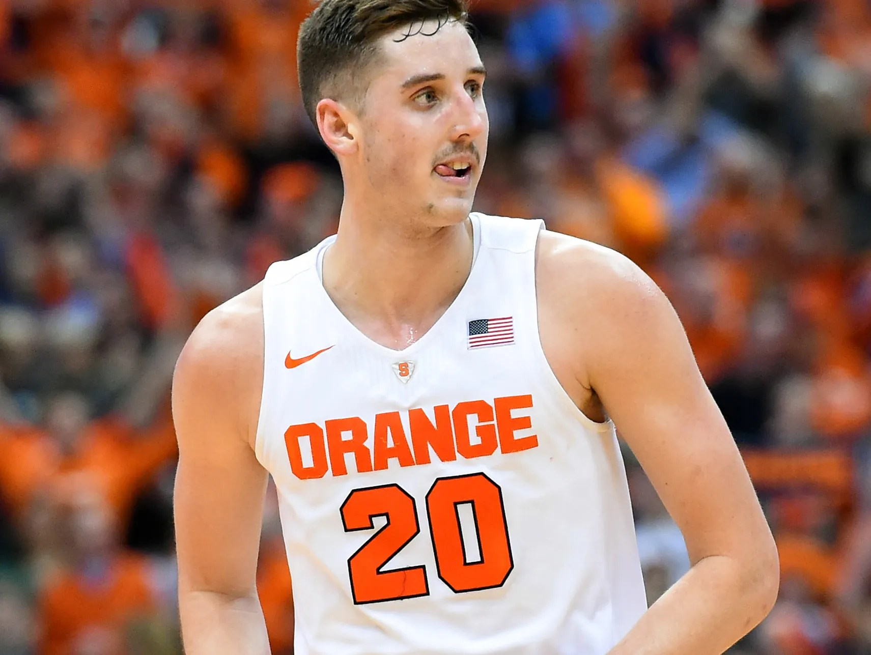 size 40 49f34 9f91a Pine Plains' Lydon fulfills March Madness dream as Syracuse ...