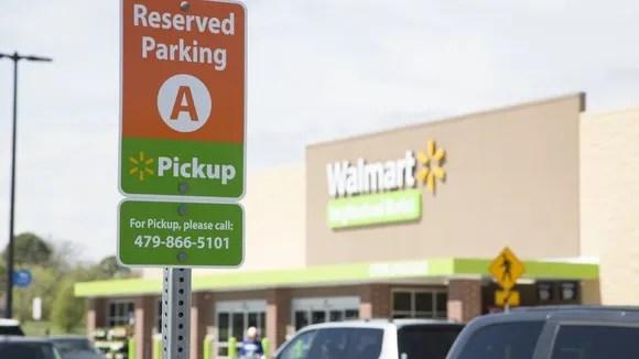 Walmart Golden Globes Commercial Debuts Grocery Pickup