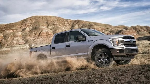ford door latch recall automaker to repair 1 3 million f 150 super duty pickup trucks [ 3200 x 1680 Pixel ]